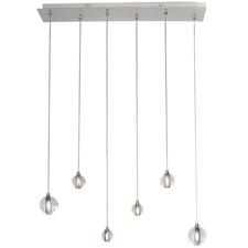 Harmony 6 Light LED Pendant
