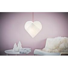 Heart X Large Pendant
