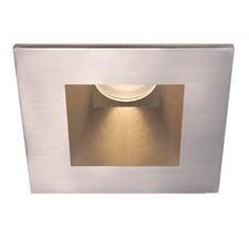 Tesla Pro LED 3.5 Square Lensed Shower Trim 90CRI