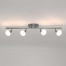 Monterrey 4-Light Wall / Ceiling Mount Rail Kit