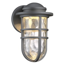 Steampunk Outdoor Wall Sconce