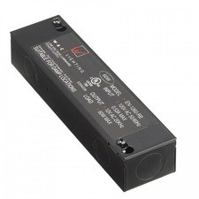 60W 12V Enclosed Class 2 Electronic Transformer