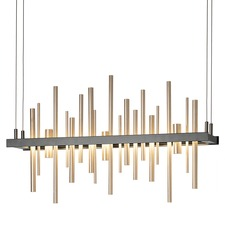 Cityscape LED Small Linear Pendant