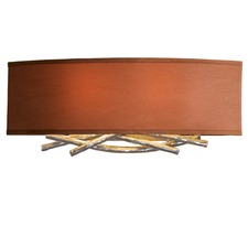 Brindille 207 Wall Light Soft Gold