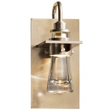 Erlenmeyer Small Wall Sconce Soft Gold