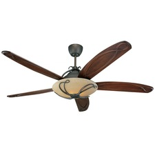 Chloe Ceiling Fan with Light