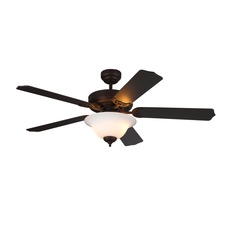 Homeowner Max Plus Ceiling Fan with Light