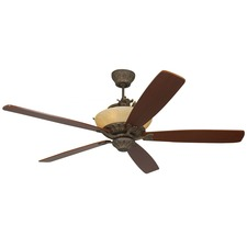 Royal Danube Ceiling Fan with Light