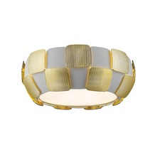 Layers Dimmable Ceiling Flush Mount