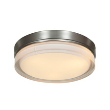 Solid Dimmable Flush Mount