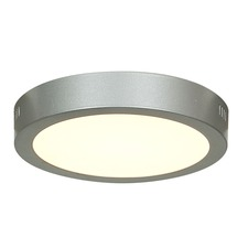 Strike Dimmable Round Flush Mount