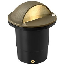 Hardy Island LED Dome Top Exterior Well Light