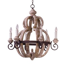 Olde World 39605 Chandelier