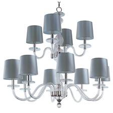 Venezia Two Tier Chandelier