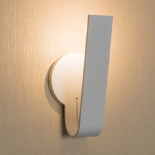 Architectura Curved Wall Sconce