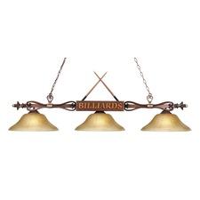 Designer Classics Linear Island Light