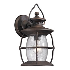 Village Outdoor Wall Sconce