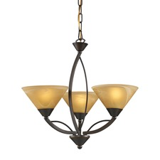 Elysburg 3 Light Chandelier