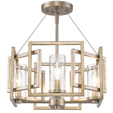 Marco Convertible Semi Flush Mount