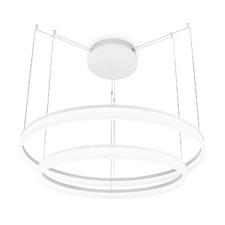 Circ Multi Tier Round Pendant