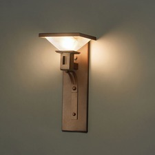 IML Rim Outdoor Wall Sconce