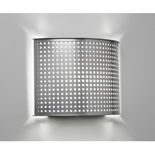Clarus Rounded Square Cutout Wall Light
