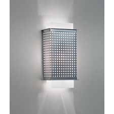 Clarus Squared Square Cutout Wall Light