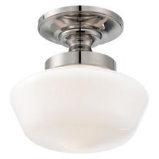 Schoolhouse Ceiling Semi Flush Mount