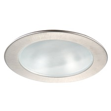 R4-409 4 Inch Round Lensed Shower Trim