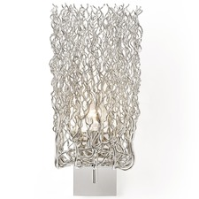 Hollywood Block Wall Sconce
