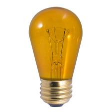 S14 Med Base Specialty Bulb 11W 130V