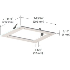 Modul Aim 1-Light Trim