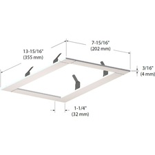 Modul Aim 2-Light Trim