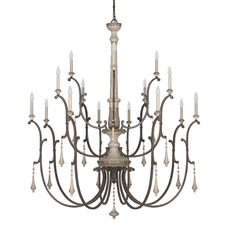 Chateau 16 Light Chandelier
