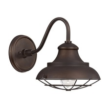 Capital Barn-Style Outdoor Wall Sconce