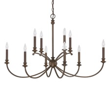 Alexander 10 Light Chandelier