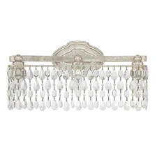 Blakely Crystal 3 Light Vanity