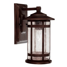 Mission Hills Outdoor Wall Sconce