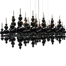 Tears From Moon Linear Chandelier