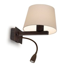 Torino Wall Sconce with Reading Light