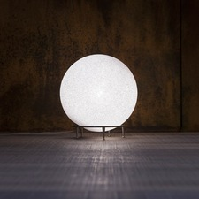 Iceglobe Table/Floor Lamp