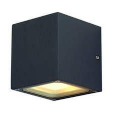 Sitra Cube Outdoor Wall Sconce