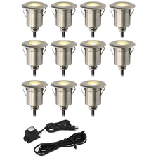 Round Step Light Kit 11 Lights
