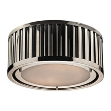 Linden Ceiling Flush Mount with Frost Shield