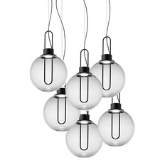 Orb 6 Light Pendant