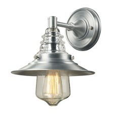 Insulator Outdoor Wall Sconce