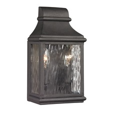 Forged Jefferson Outdoor Wall Sconce