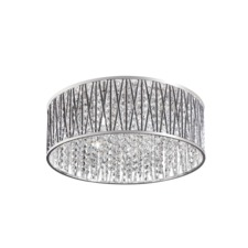 Woven Ceiling Flush Light