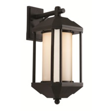 Downtown Trolley Outdoor Wall Sconce