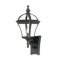 Classic Braided Outdoor Wall Sconce